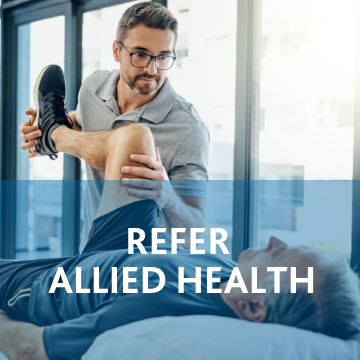 REFER ALLIED HEALTH - Hubspot
