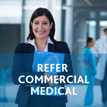 REFER COMMERICAL MEDICAL - Hubspot